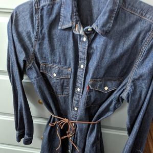 Levis denium dress